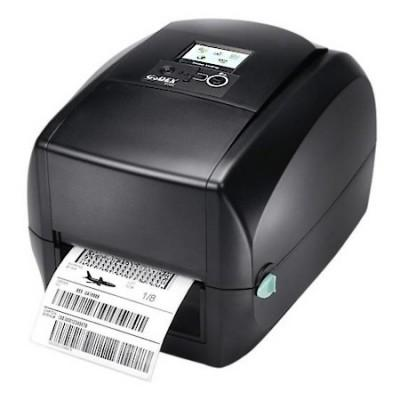 GODEX RT700i (термо-трансфер, RS-232, USB, Ethernet)